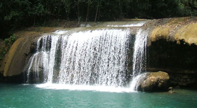 Port Antonio Jamaica Things To Do In Somerset Falls Blue